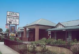 Tanjil Motor Inn - Nambucca Heads Accommodation