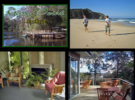 Gipsy Point Lodge - Nambucca Heads Accommodation