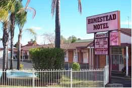 The Homestead Motor Inn - Nambucca Heads Accommodation