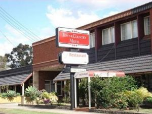 Town  Country Motel - Nambucca Heads Accommodation