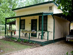 Pioneer Garden Cottages - Nambucca Heads Accommodation