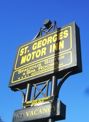 St Georges Motor Inn - Nambucca Heads Accommodation