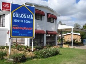 Colonial Motor Lodge - Nambucca Heads Accommodation