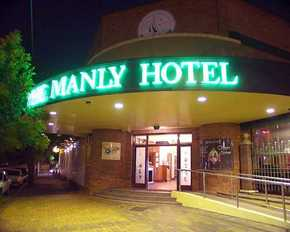 The Manly Hotel - Nambucca Heads Accommodation