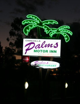 Chinchilla Palms Motor Inn - Nambucca Heads Accommodation
