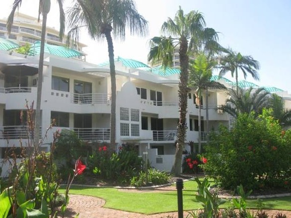 Camargue Beachfront Apartments - Nambucca Heads Accommodation