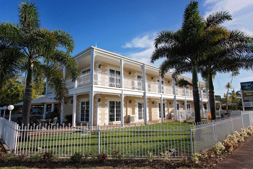 White Lace Motor Inn - Nambucca Heads Accommodation