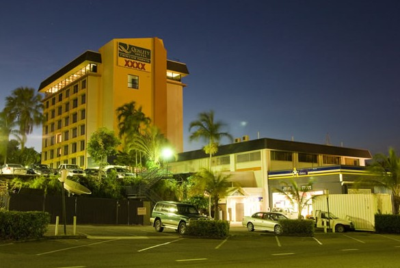 Quality Hotel Frontier Darwin - Nambucca Heads Accommodation