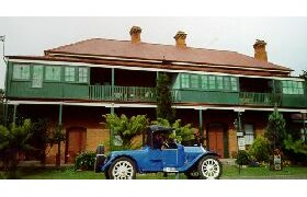 Kingsley House Olde World Accommodation - Nambucca Heads Accommodation