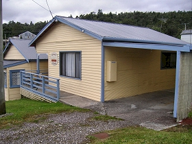 George's Cottage - Nambucca Heads Accommodation