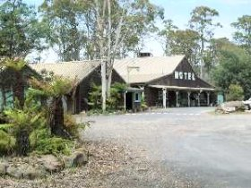 Derwent Bridge Wilderness Hotel - Nambucca Heads Accommodation