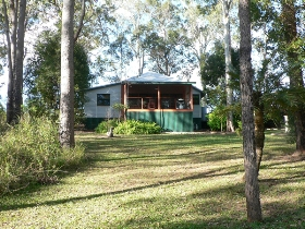 Bushland Cottages and Lodge - Nambucca Heads Accommodation