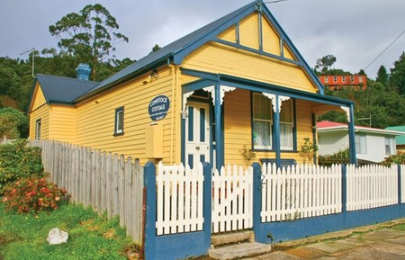 Comstock Cottage - Nambucca Heads Accommodation