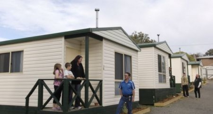 Discovery Holiday Parks Mornington Hobart - Nambucca Heads Accommodation