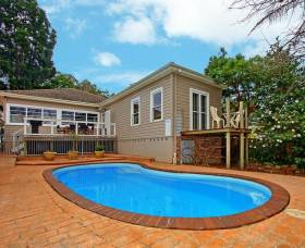 Berry Brook - Nambucca Heads Accommodation