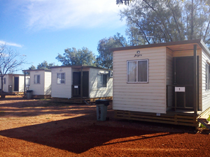 Lightning Ridge Tourist Park - Nambucca Heads Accommodation