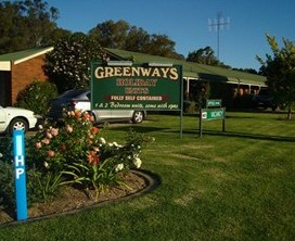 Greenways Holiday Units - Nambucca Heads Accommodation