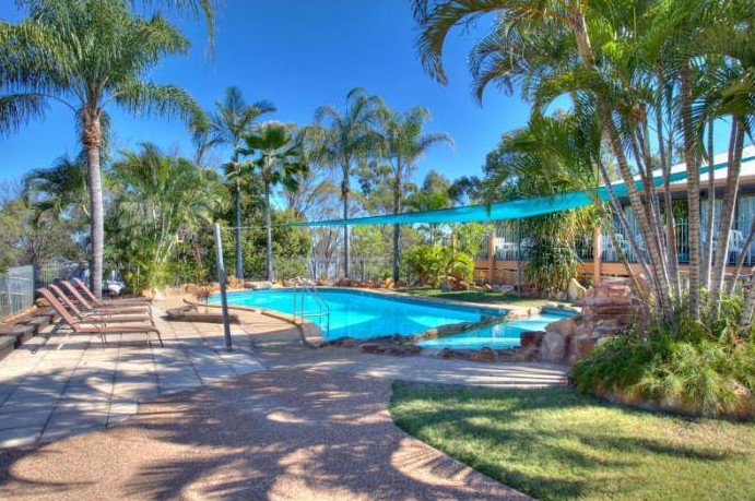 Lake Maraboon Holiday Village - Nambucca Heads Accommodation