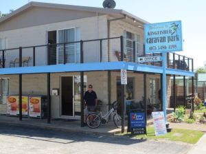 Kingfisher Caravan Park - Nambucca Heads Accommodation