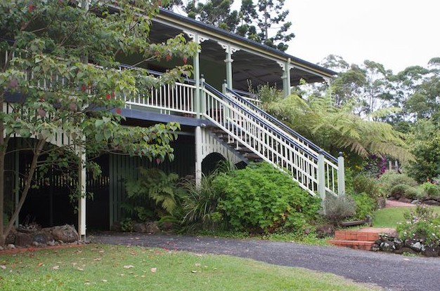 The Cottage at The Sanctuary Bed and Breakfast - Nambucca Heads Accommodation