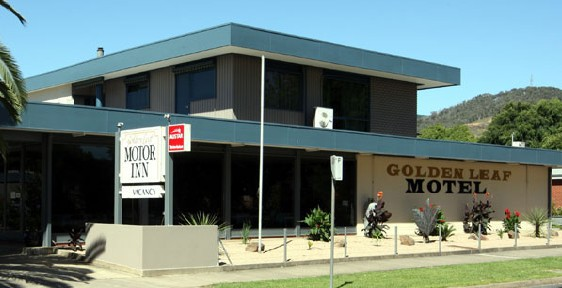 Golden Leaf Motel - Nambucca Heads Accommodation