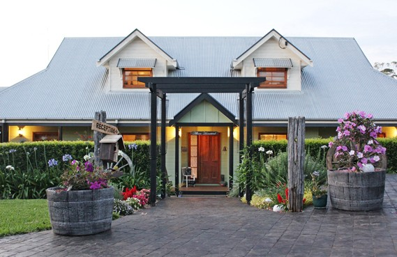 Allara Homestead Bed  Breakfast - Nambucca Heads Accommodation