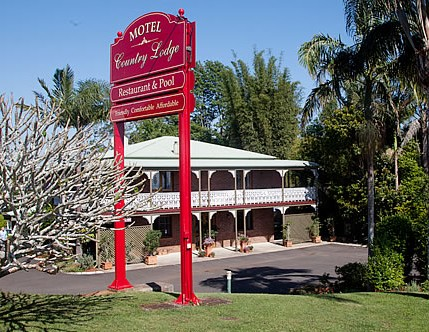 Country Lodge Motel - Nambucca Heads Accommodation