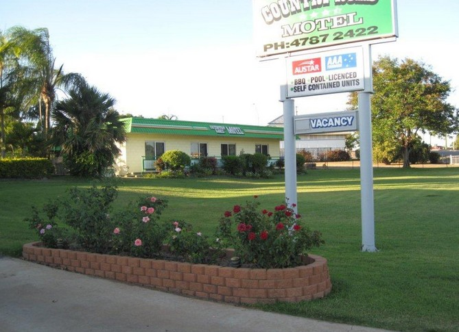 Country Road Motel - Nambucca Heads Accommodation