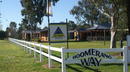 Boomerang Way Tourist Park - Nambucca Heads Accommodation