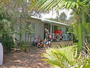 One Mile Beach Holiday Park - Nambucca Heads Accommodation