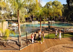 BIG4 Renmark Riverfront Caravan Park - Nambucca Heads Accommodation