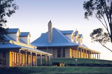 Berenbell Vineyard Retreat - Nambucca Heads Accommodation