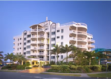 Beachside Resort kawana Waters - Nambucca Heads Accommodation