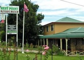 Rest Point Motel - Nambucca Heads Accommodation