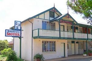 3 Explorers Motel - Nambucca Heads Accommodation