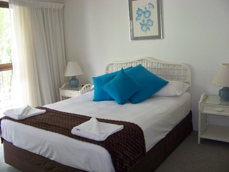 Old Burleigh Court Holiday Apartments - Nambucca Heads Accommodation