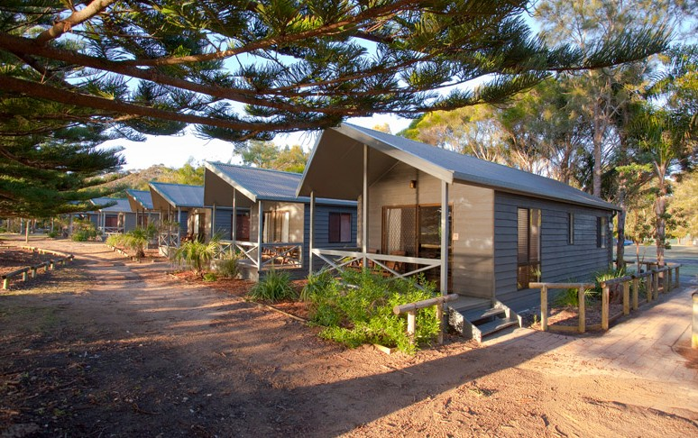 Murramarang Ecotourism Resort Eco Point - Nambucca Heads Accommodation