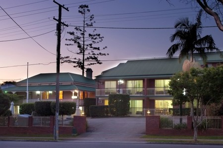 Aabon Holiday Apartments  Motel - Nambucca Heads Accommodation