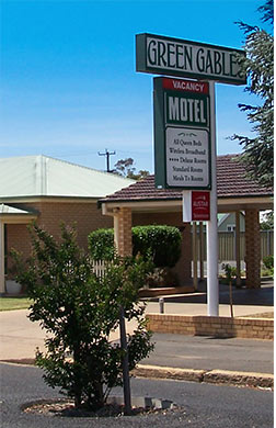 Green Gables Motel - Nambucca Heads Accommodation