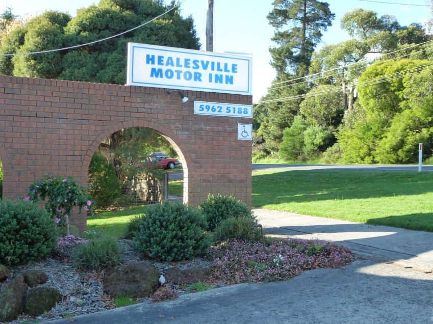Healesville Motor Inn - Nambucca Heads Accommodation