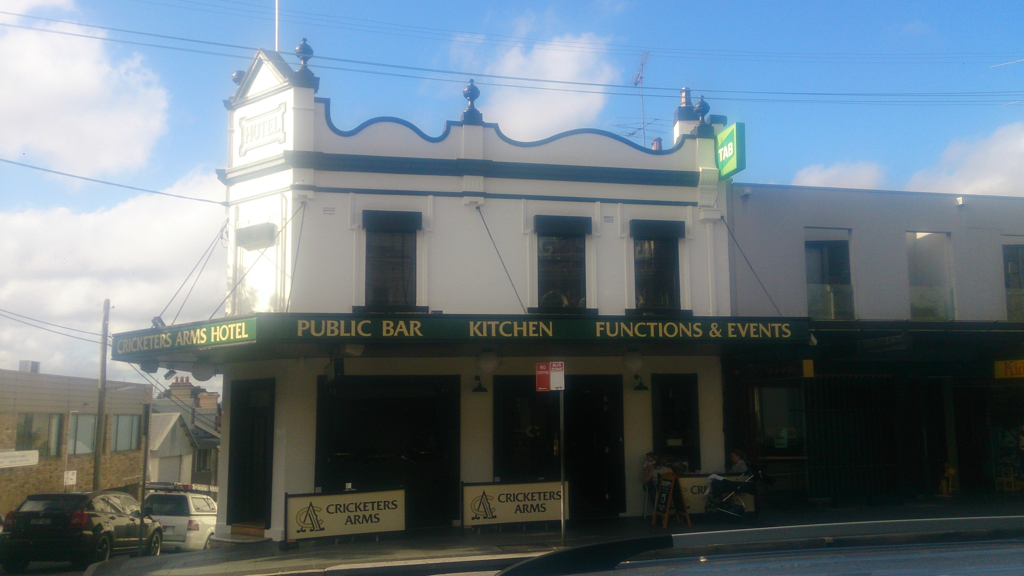 Cricketers Arms Hotel - Nambucca Heads Accommodation
