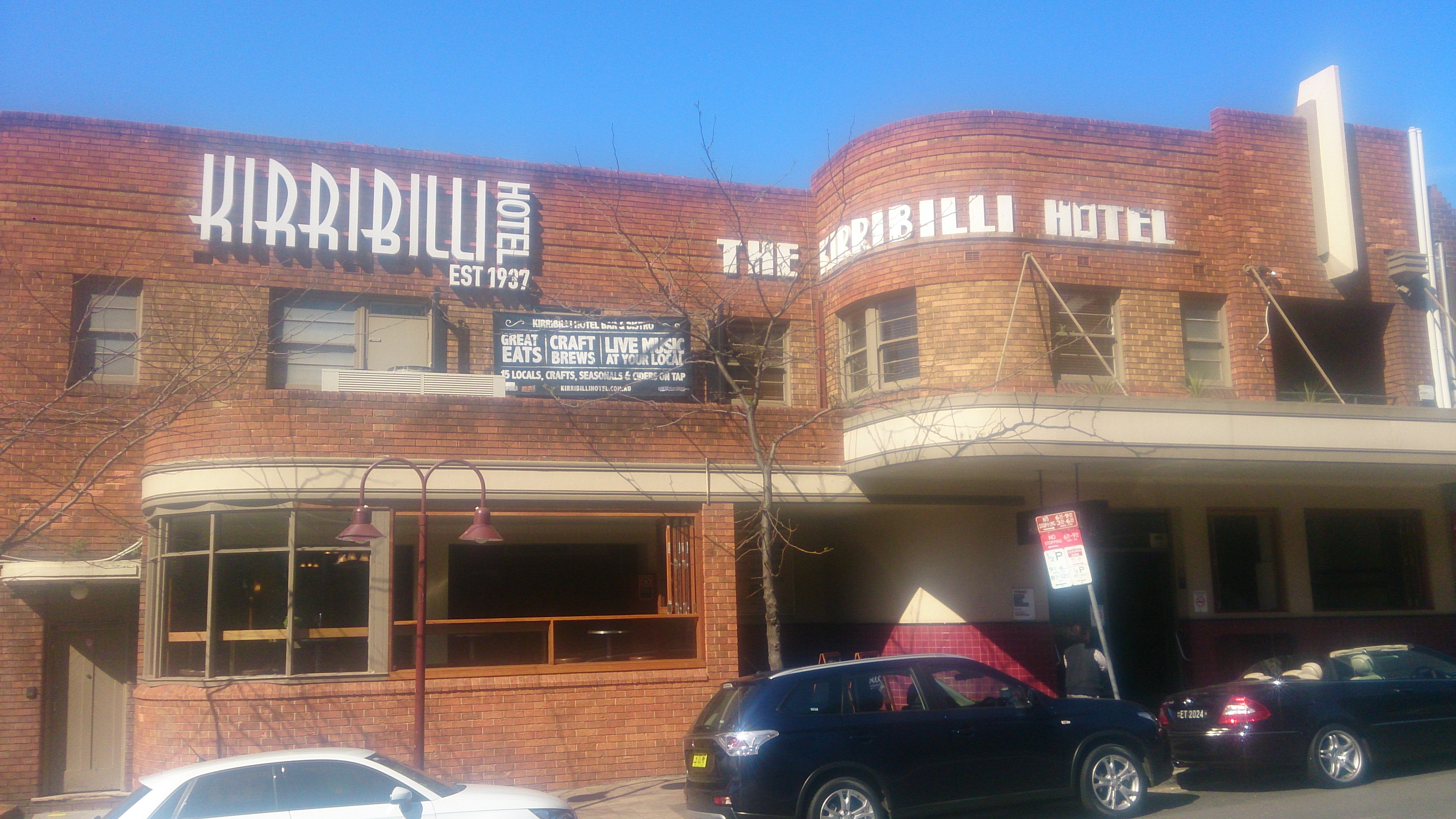 Kirribilli Hotel - Nambucca Heads Accommodation