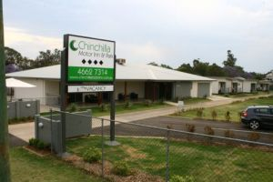Chinchilla Motor Inn - Nambucca Heads Accommodation
