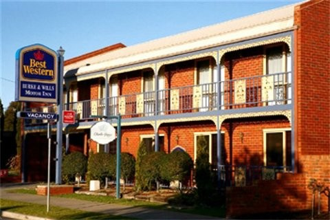 Best Western Burke amp Wills Motor Inn - Nambucca Heads Accommodation