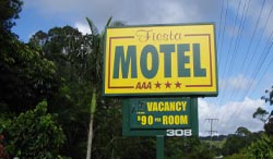 Fiesta Motel - Nambucca Heads Accommodation