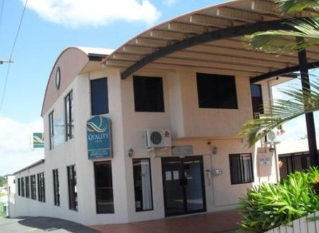 Quality Inn Harbour City - Nambucca Heads Accommodation