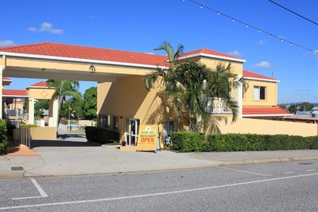 Harbour Sails Motor Inn - Nambucca Heads Accommodation
