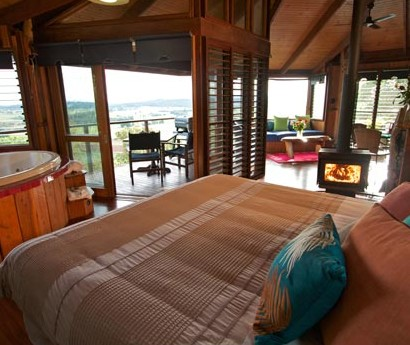 Mt Quincan Crater Retreat - Nambucca Heads Accommodation
