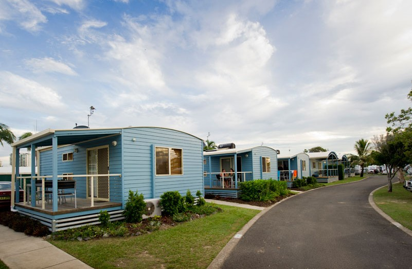 Cotton Tree Holiday Park - Nambucca Heads Accommodation