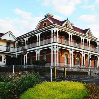 Old England Hotel - Nambucca Heads Accommodation